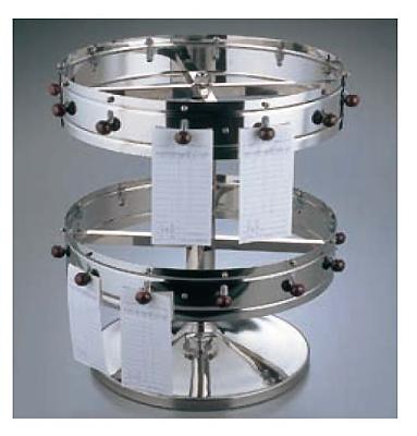 オーダークリッパー 14インチ 2段式(据置用) EBM 【業務用】【送料無料】