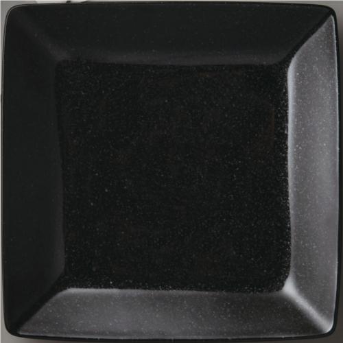 角皿 【水明 正角29cm黒御影】 6-96-18 幅290mm×奥行290mm×高さ40mm 5枚入【業務用】