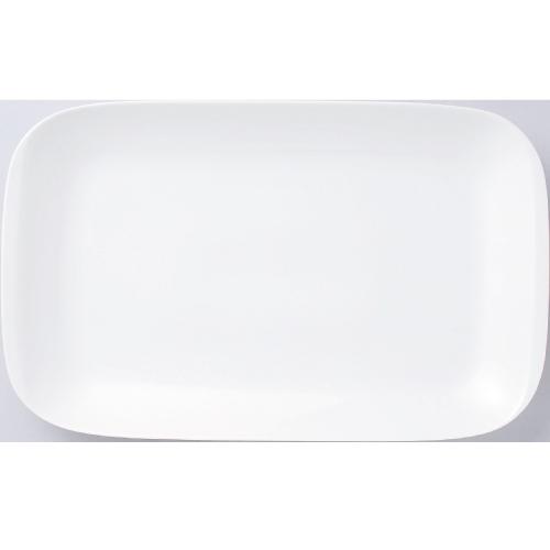 【角18吋プラター白】【プレート】【洋食器】【業務用食器】【グループB】