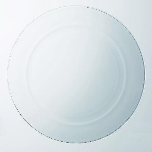 ガラスプレート 【リアルト プレート28】ベトレリエリユニティ 28 6入【業務用食器】【グループB】