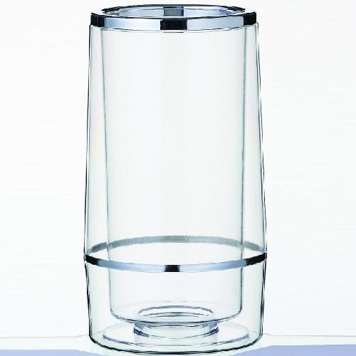 ワインクーラー 【ワインクーラー ダブルウォール】 12入【業務用】【グループB】