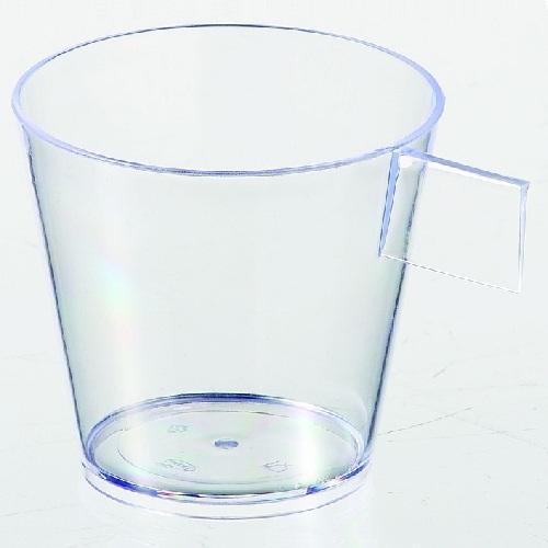 使い捨て パーティーカップ アミューズブーシュ エスプレッソ 48個入 高さ46mm×直径:49・最大径:67/業務用/新品 /テンポス