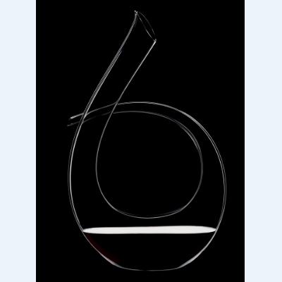 デカンタ 【デカンタブラック・タイ】 高さ420 リーデル(RIEDEL) 【業務用】【グループH】