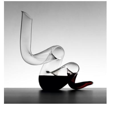 カラフェ デカンタボア 2013/01 高さ350 リーデル(RIEDEL) 業務用 /業務用/新品 /テンポス