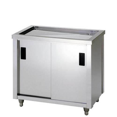 水切キャビネット 【東製作所】【ACM-900K】【W900×D450×H800mm】【送料無料】【業務用】
