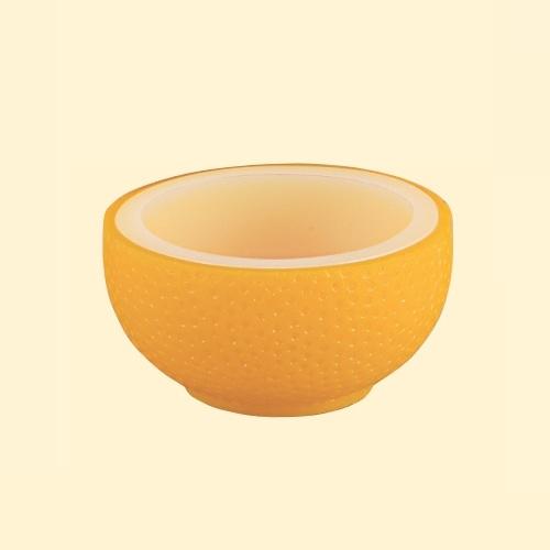 小鉢 【柚子チョコ (PE)(小)(50入)】高さ29mm×直径:56【業務用】【グループD】