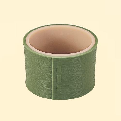 小鉢 【ワッパチョコグリーン(PE)(40入)】高さ40mm×直径:60【業務用】【グループD】