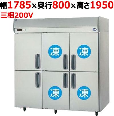 パナソニック たて型冷凍冷蔵庫:KBシリーズ SRR-K1883C2B(旧型式:SRR-K1883C4)幅1785×奥行800×高さ1950(mm)1586L 4室冷凍タイプ/ピラー有り 三相200V/送料無料