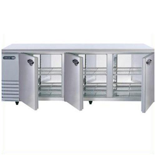 パナソニック(旧サンヨー) 冷蔵コールドテーブル 6ドア パススルー 単相100V SUR-GP2191B 幅2100×奥行900×高さ800mm 【送料無料】【業務用】