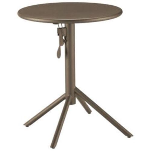 テーブル LUSTY TABLE 2 ラスティテーブル2型 CHERRY(チェリー)  幅610×奥行610×高さ730/業務用/新品/送料無料