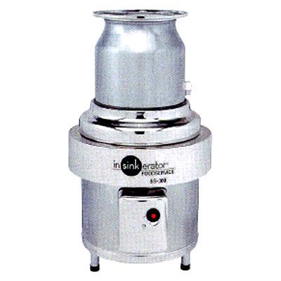 衛生用品 正規品 衛生機器 その他衛生機器 送料無料 生ゴミ処理機 業務用 日本エマソン プロ用 SS-300-24 内祝い 300~500人 1食 mm 8Kgタイプ 新品 ディスポーザー 直径300×高さ603から790