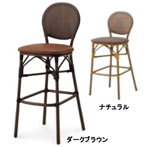 洋風椅子 ARANI2アラニカウンター2 張地ランクA 幅440×奥行540×高さ1105、座面高さ:755/業務用/新品/送料無料