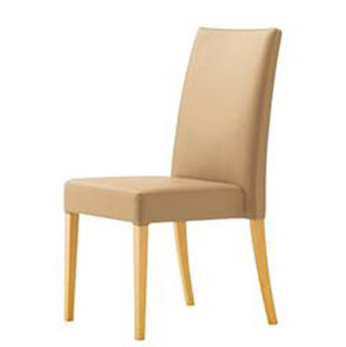 CRES(クレス) 木製イスメルカ BM 張地ランクA 肘無し・スタッキング仕様(プロ用椅子/新品)(送料無料)