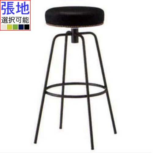 QUON(クオン) 椅子(イス) トラットリアB丸イス張地ランクA幅365mm×奥行340mm×高さ750mm 【業務用/新品】【送料無料】