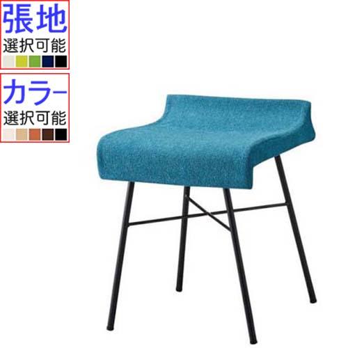 QUON(クオン) スチールパイプイス(椅子) ヒールイス 張地ランクA 幅380×奥行465×高さ510 【業務用/新品】【送料無料】