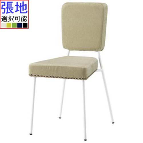 QUON(クオン) スチールパイプイス(椅子) トラットリアイス 張地ランクA 幅400×奥行500×高さ810 【業務用/新品】【送料無料】