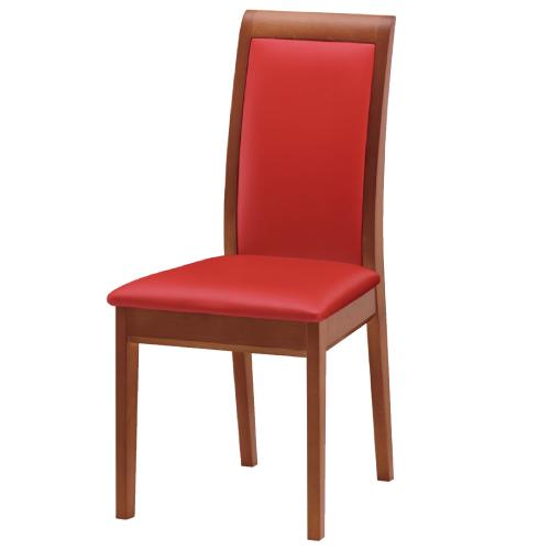 【ナポリ K 椅子 Aランク 】 木製イス 幅430×奥行510×高さ880(mm)【業務用】【新品】【送料無料】