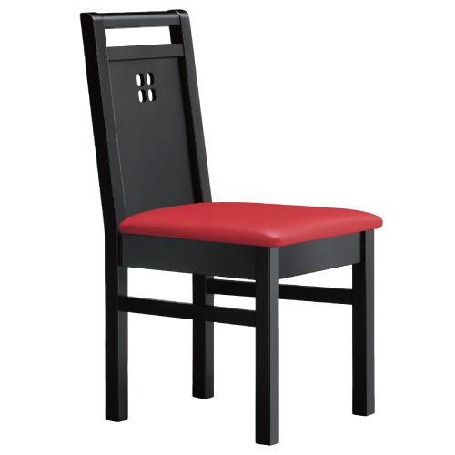 【隠岐 B 椅子 Aランク】 木製イス 幅420×奥行510×高さ840(mm)【業務用】【新品】【送料無料】