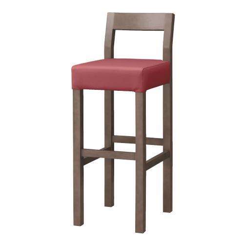 【小百合 D スタンド椅子 Aランク 】 幅340×奥行420×高さ910(mm)【業務用】【新品】【送料無料】