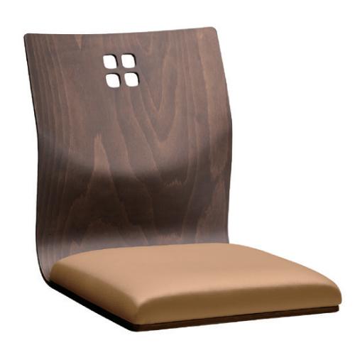 【天草I D 座椅子 Aランク 】 幅370×奥行530×高さ440(mm)【業務用】【新品】【送料無料】