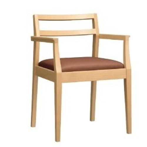 伊東 スタイリッシュ 伊東1Nアーム椅子 【Aランク】【業務用】【送料無料】