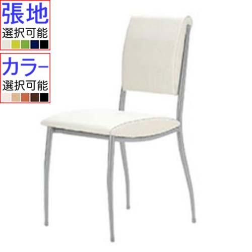 プロシード スチールパイプイス(椅子) アンナイス 張地ランクA 幅400×奥行510×高さ830 【業務用/新品】【送料無料】