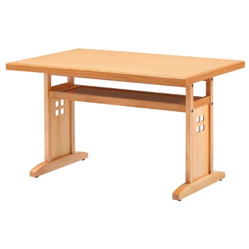 【山笠テーブル(白木)-2 】 プロシード 幅600×奥行750×高さ700(mm)【業務用】【新品】【送料無料】