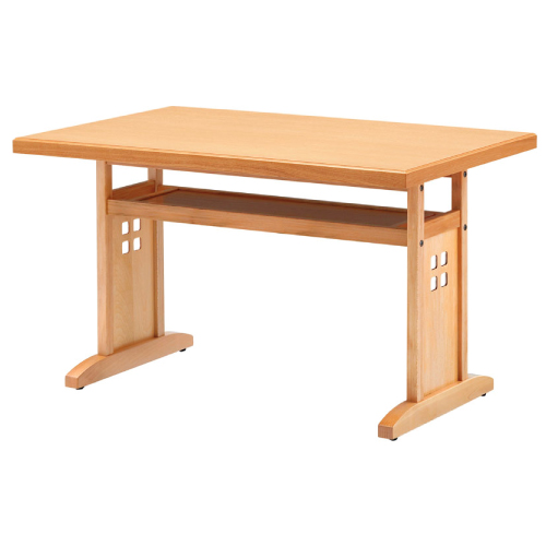 【山笠テーブル(白木)-5 】 プロシード 幅600×奥行600×高さ700(mm)【業務用】【新品】【送料無料】