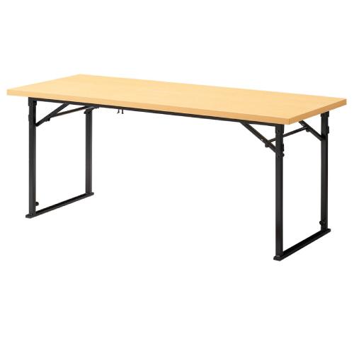 【富士テーブル(白木) 】 プロシード 幅1500×奥行750×高さ620(mm)【業務用】【新品】【送料無料】