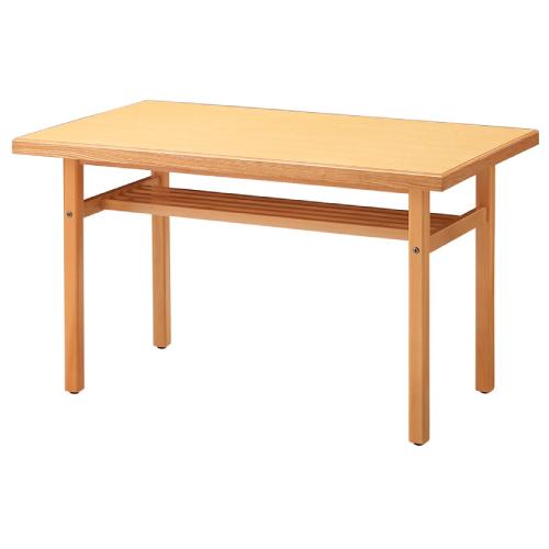 【新・加賀テーブル(白木)-5 】 プロシード 幅600×奥行600×高さ700(mm)【業務用】【新品】【送料無料】