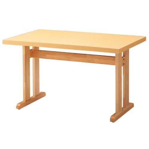【立花テーブル(白木)-5 】 プロシード 幅600×奥行600×高さ700(mm)【業務用】【新品】【送料無料】