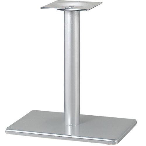 プロシード(丸二金属) テーブル脚 TABLE LEG 角ベース BT304-R ベース角450×450 ポールφ76 受座角240(mm) 業務用 送料無料