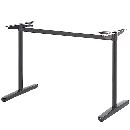 プロシード(丸二金属) テーブル脚 TABLE LEG 対立脚 DT501-D 幅765×高さ680(mm) 業務用 送料無料