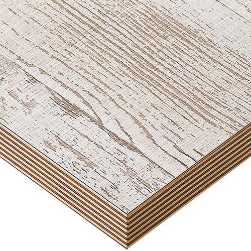 プロシード(丸二金属) テーブル天板 メラミン化粧板(積層柄テープ) ST944-PA-M 幅1200×奥行750×高さ30(mm) 業務用 送料無料
