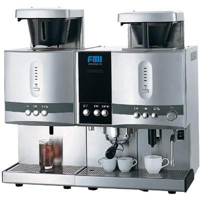 【業務用】 FMI コーヒーマシン カフェトロン ドリップ1連アイスユニットドッキングタイプ CT-141+CT-1103C 【送料無料】