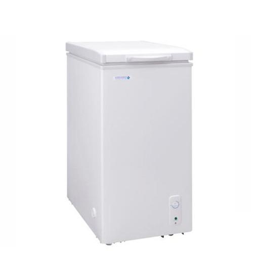 【業務用】ノーフロスト 冷凍ストッカー 冷凍庫 68L幅429×奥行664×高さ835 JH68CR[旧型式:JH68C]【送料無料】