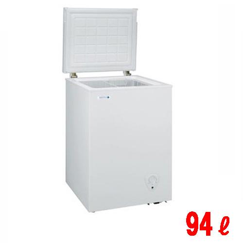 【業務用】冷凍ストッカー 冷凍庫 業務用ノーフロスト冷凍ストッカー 冷凍庫 94L JH94CR[旧型式:JH94C]幅560×奥行530×高さ835【送料無料】