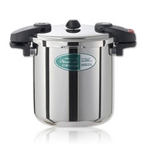 【業務用圧力鍋】ワンダーシェフ ミドルサイズ圧力鍋 10L 610232【送料無料/新品】