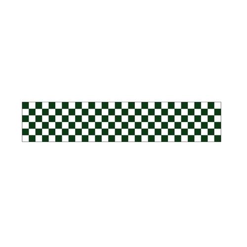 ロール幕「 市松 緑」のぼり屋工房 3823/業務用/新品