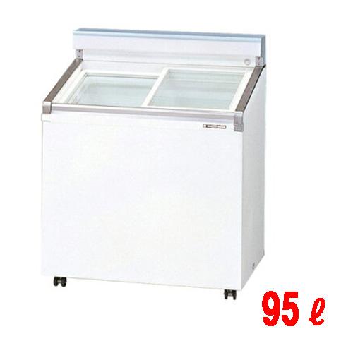 /[業務用/] ファン式 200L 縦型フリーザー ダイキン 冷凍庫 【LBVFD2BS】