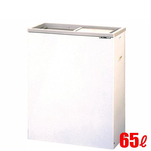 【業務用】サンデン 冷凍ストッカー 冷凍庫 スライド扉タイプ 65L PF-070XF(旧型式:PF-070XB,070XE) (業務用)