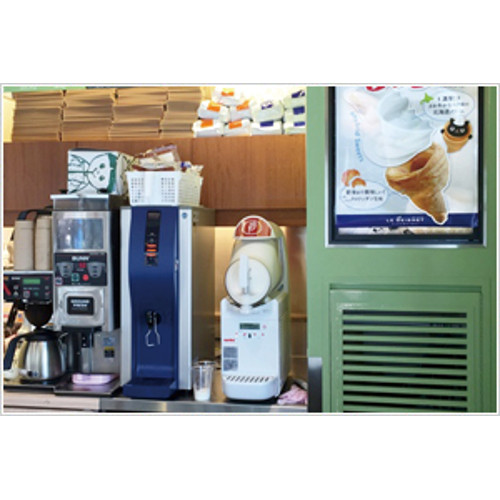 【業務用/新品】タイジ ソフトクリーム・シェイク・スムージー・フローズン マシン12リットル miniGEL Plus2