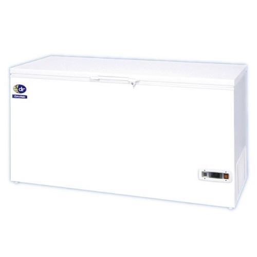 【業務用】ダイレイ 冷凍ストッカー 冷凍庫 -60度 476L DF-500D 【送料無料】