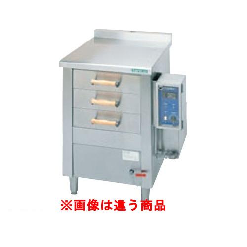【業務用】【新品】 タニコー 電気式引出型蒸器 EM-4S 幅785×奥行750×高さ1020 単相200V 【送料無料】