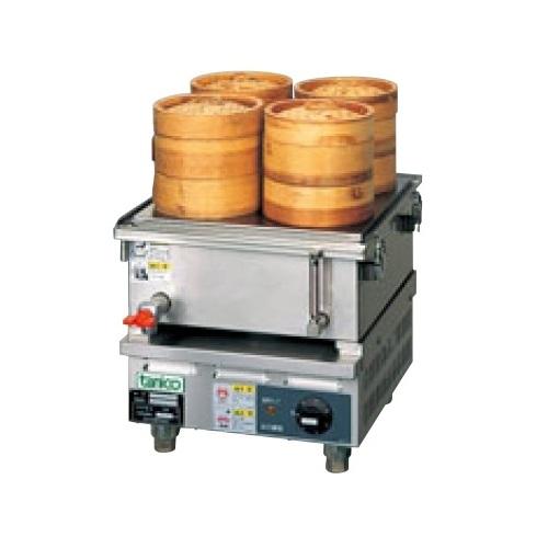 【業務用】【新品】 タニコー 卓上電気蒸器 THM-1500E 幅350×奥行370×高さ330 (50/60Hz) 【送料無料】