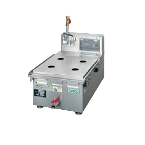【業務用】【新品】 タニコー 卓上電気蒸器 THM-3400E 幅350×奥行600×高さ225 (50/60Hz) 【送料無料】
