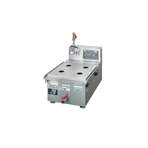 【業務用】【新品】 タニコー 卓上電気蒸器 THM-5100E 幅350×奥行600×高さ225 (50/60Hz) 【送料無料】