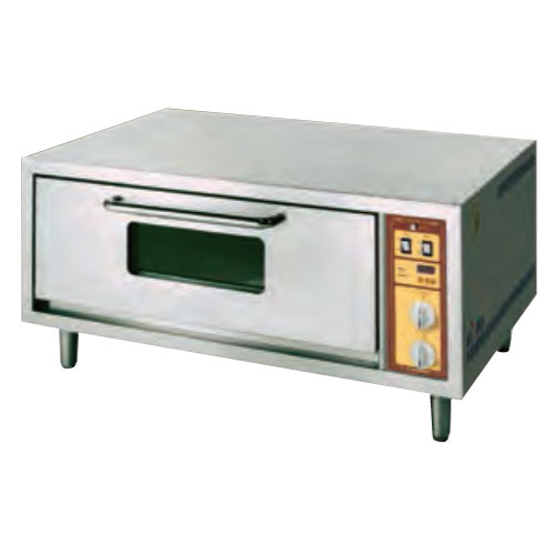 【業務用】電気ベーキングオーブン 1段タイプ 【NBO-6D [旧型式:NBO-6]】【ニチワ電気】幅1250×奥行800×高さ600