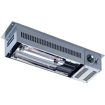 ヒートランプウォーマー棚下取付型出力調節付W1470×D200×H90[HLW-603H]