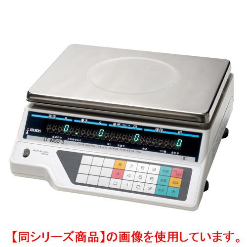【業務用/新品】料金ハカリ デジタル演算ハカリ 3kg/6kg LC-NEO2-6KG イシダ/【送料無料】